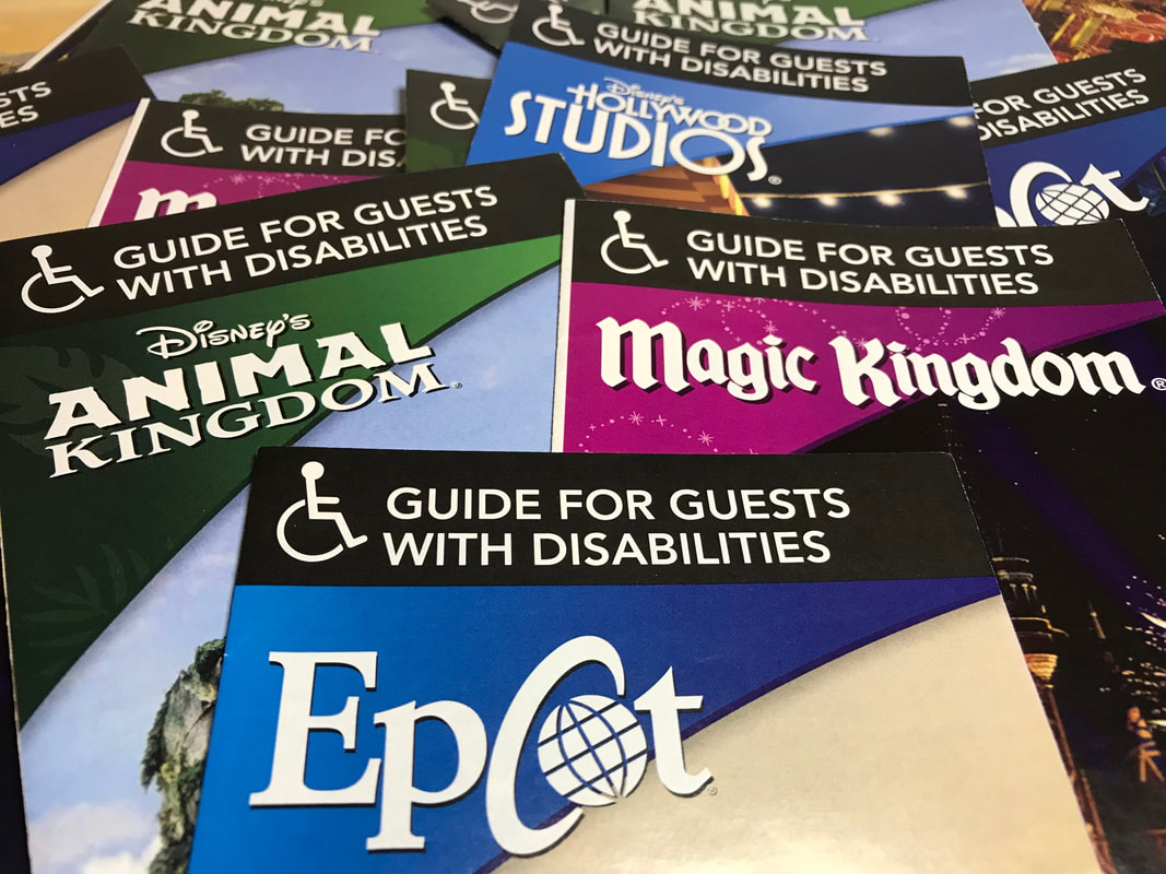 Disney's Disability Access Service